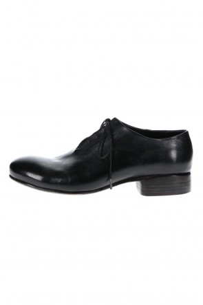 DIMISSIANOS & MILLER 20-21AW W. Hidden Laces Derby Shoes Kangaroo Black
