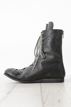 Army Boots Calf Leather