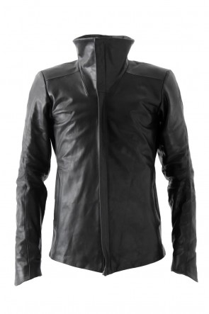 DEVOA 17SS High Neck Jacket Calf Leather - Devoa