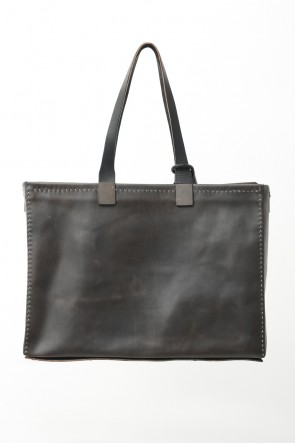 DEVOA 15-16AW Guidi Leather Tote Bag