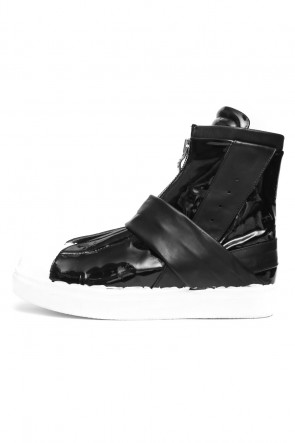 DEVOA 15-16AW Sneaker Patent Leather