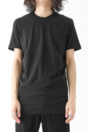 DEVOA 17SS Short Sleeve Cut Sew 80/2 Cotton Jersey
