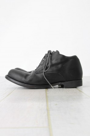 Shoes Calf Leather - Pure Black