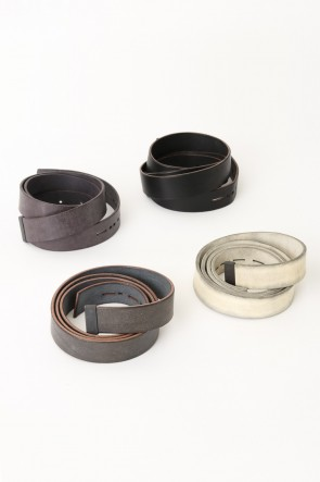 DEVOA 16SS Leather Belt