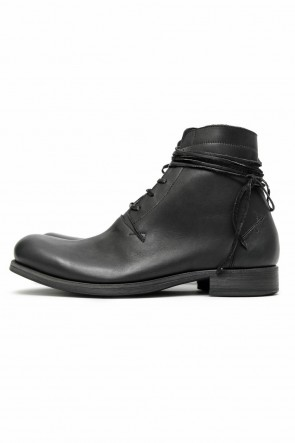 individual sentiments 15-16AW 5 Hole Boots Out Heel S14