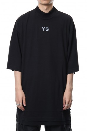 Y-3 18-19AW W Y-3 SignatureI Long SS Tee