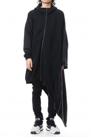 Y-3 18-19AW W Knitted Hooded Dress
