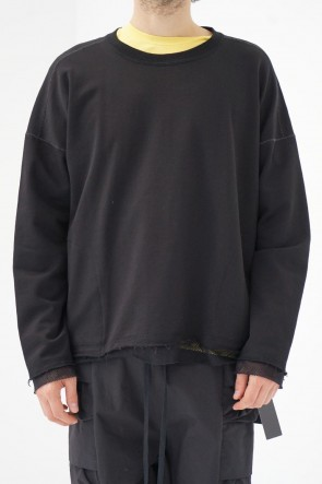 The Viridi-anne 19SS Fleece lining pullover