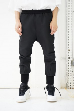 NILøS 19SS SIDE ZIP POCKET TRACK PANTS