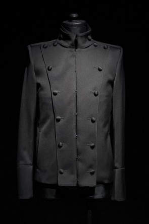 GalaabenD  GalaabenD   The R Special order  Tuxedo Cloth Napoleon Jacket.