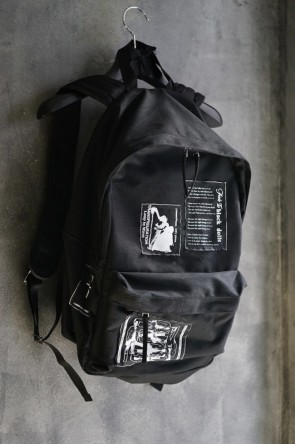 DIET BUTCHER SLIM SKIN 16SS 16S Patchwork backpack