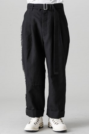 DUELLUM21-22AWWide Trousers