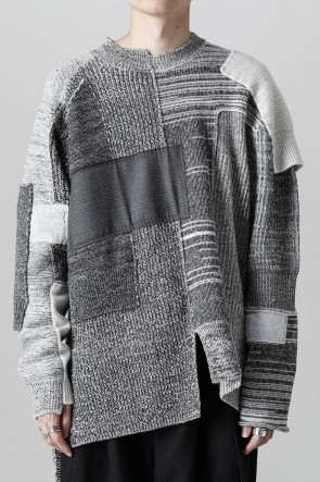 DUELLUM21-22AWPatched Sweater