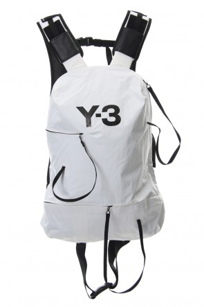 Y-3 19SS Y-3 Bungee Backpack White