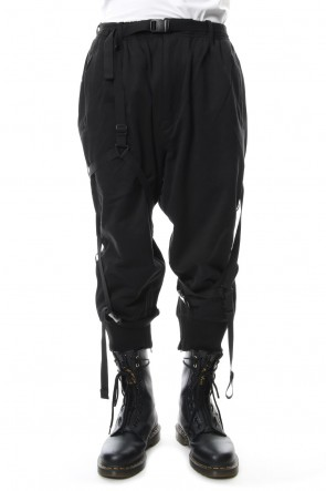 Y-3 19SS Y-3 Parachute Cropped Pants