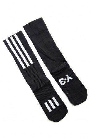 Y-3 19SS Y-3 Tech Socks Black
