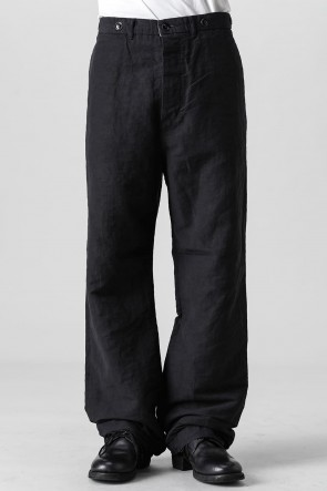GARMENT REPRODUCTION OF WORKERS21-22AWfarmers trousers standard  Black