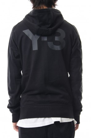Y-3 19-20AW Classic Front zip Hoodie