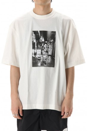 Y-320SSALLEWAY GRAPHIC SS TEE