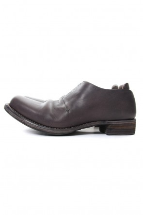 DEVOA 19SS Shoes Calf leather - Purple Gray