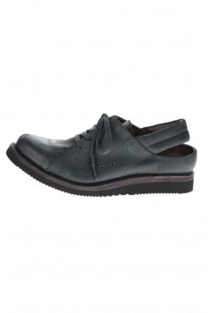 DEVOA 21SS Shoes Calf Leather Steel Reverse
