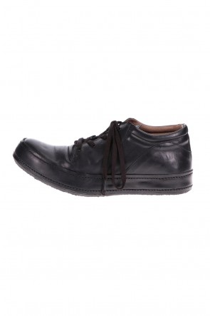 DEVOA 21SS Shoes Calf leather Black