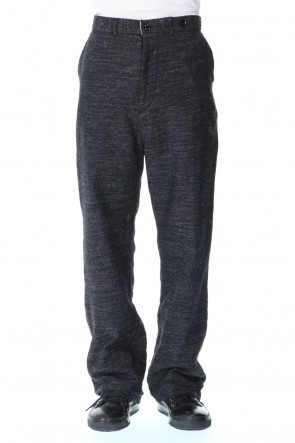 GARMENT REPRODUCTION OF WORKERS20-21AWWool Linen New Farmers Trousers Standard