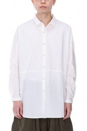 GARMENT REPRODUCTION OF WORKERS21SSgardeners shirt