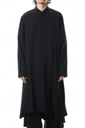 Ground Y19-20AWFront left twist Long shirt