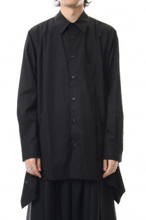Ground Y 19-20AW Armpit Fluttering shirt Black
