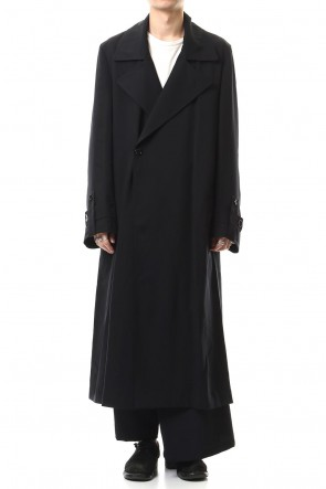 Ground Y 19-20AW Double Coat