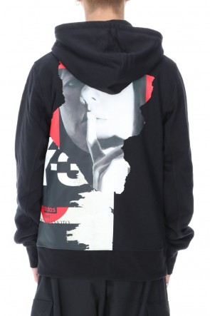Y-3 20-21AW CH1 GFX HOODIE