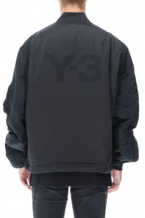 Y-3 20-21AW CLASSIC BOMBER