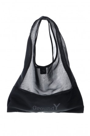 Ground Y 20-21AW Big mesh bag