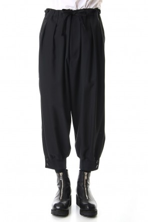 Ground Y 20SS Hem Rib Balloon Pants