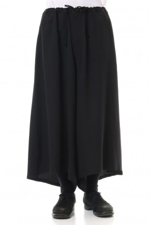 Ground Y 20SS Wrap Gaucho Pants