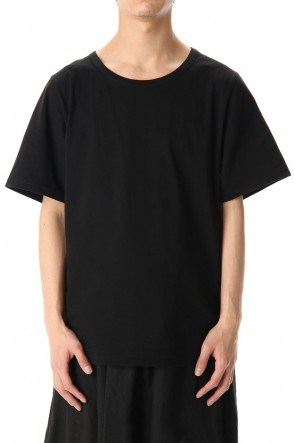 Ground Y 20SS Back hagi Cut Sew Black