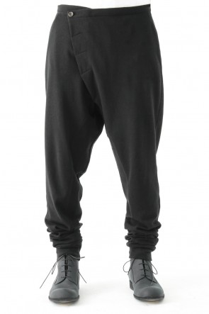 Drop Crotch Jersey Pants