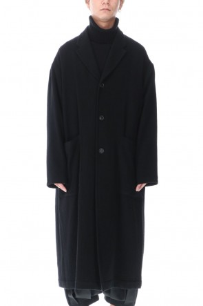 Ground Y 20-21AW Long Big Shirt Jacket