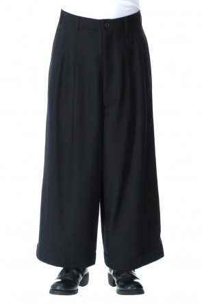 Ground Y20-21AWTwo tack wide pants