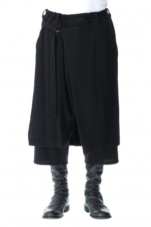 Ground Y 20-21AW Wrap Samuel Pants