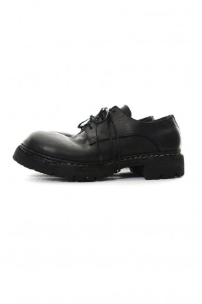 Guidi 18-19AW Derby Shoes Calf Full Grain - GR02V