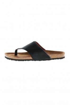 Ground Y 21SS Unborn Calf Sandals