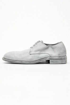 Guidi Classic Baby Calf Derby Shoes