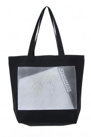 Ground Y 18-19AW EVA Asuka Graphic Tote