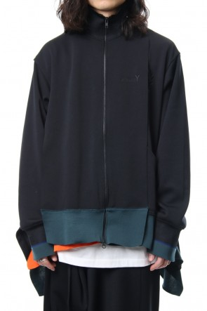 Ground Y18SSTrack Flare Zip Up Suit Fred Perry - Ground Y