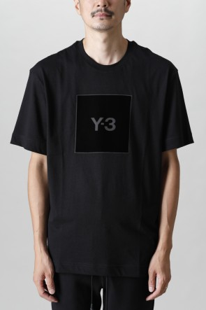 Y-321-22AWSquare Logo SS Tee