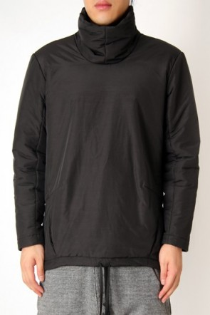 High Collar Padded Jumper