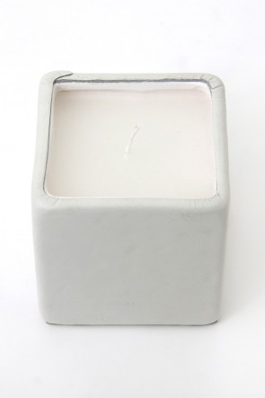 T.A.S BASIC T.A.S FRAGRANCE CANDLE / MATSU (WHITE)