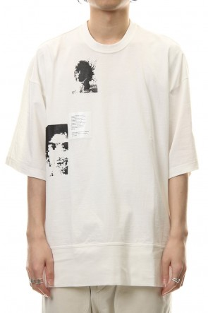 JULIUS 19SS PRINT BIG T-SHIRT Off